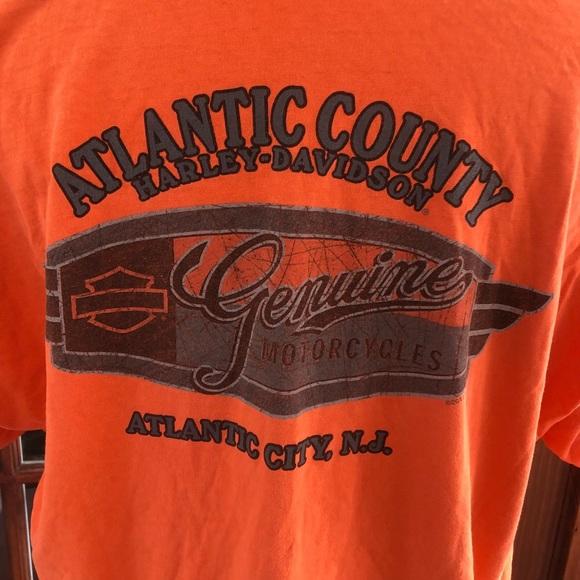 Harley Davidson Shirts Atlantic City Nj T Shirt Poshmark